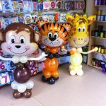 Animal Balloons from Balloons and Laughter in Witham, Essex UK near Braintree, Colchester and Chelmsford
