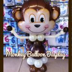 Monkey Balloons from Balloons and Laughter in Witham, Essex UK near Braintree, Colchester and Chelmsford