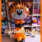 Tiger Balloons from Balloons and Laughter in Witham, Essex UK near Braintree, Colchester and Chelmsford